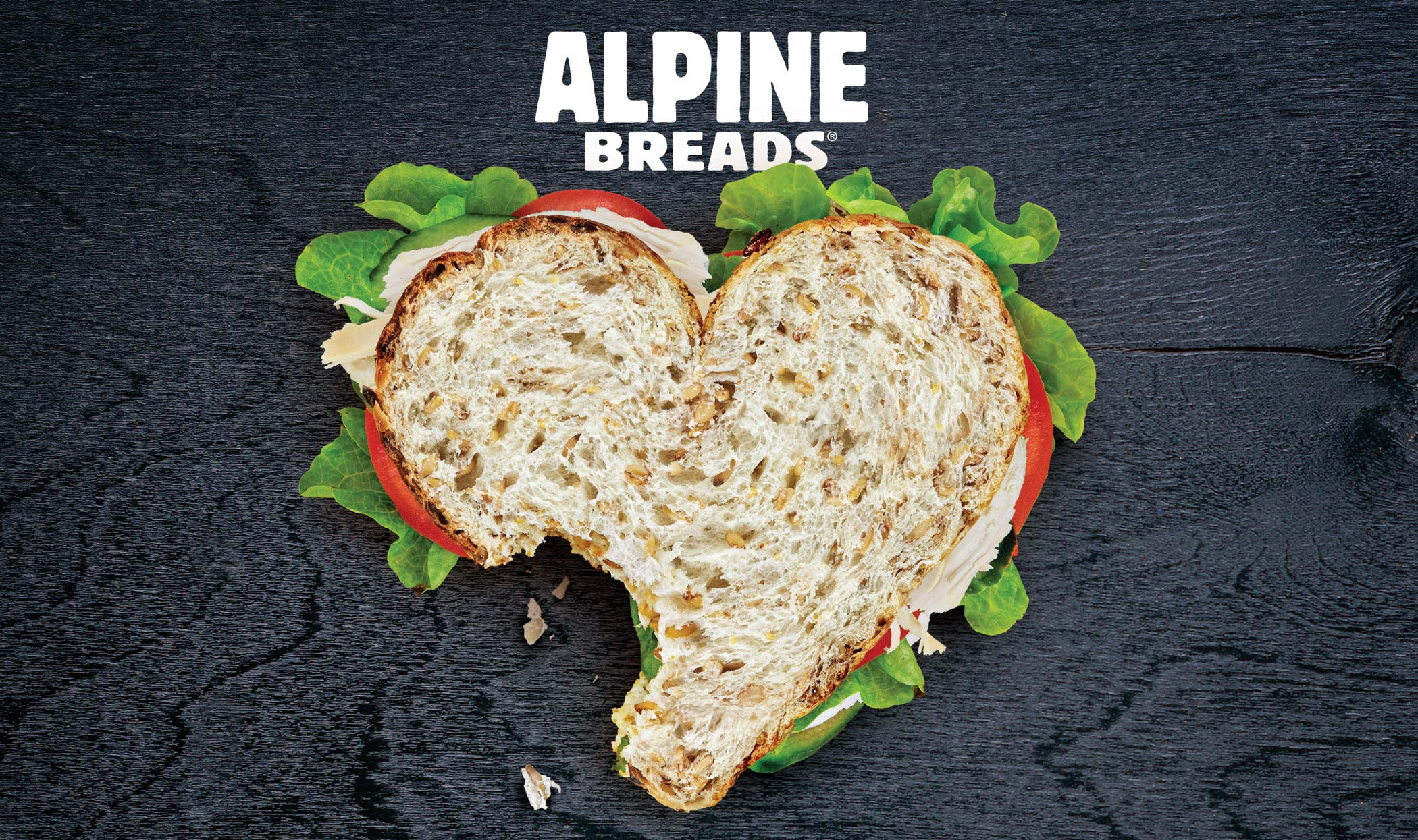 Alpine Bread Brand Identity